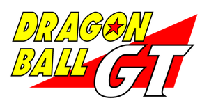 Logo - Dragon Ball GT Anime Original 01 by VICDBZ