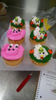 chicken cupcakes by CrunchyNettles