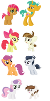 Filly Shippings I Support by TigerPrincessKaitlyn