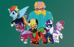 Power Stalions by NolyCS