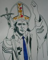 pope who? by incomprehensible
