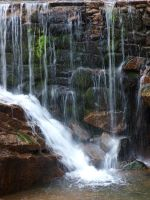 waterfall 1 by fotophi