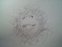 Teh Pube Muppet by Light-Triforce