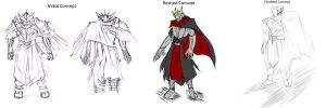 League of Legends OC Ein Concept Phases by Seth-Cypher