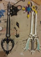 Oathkeeper and Oblivion Update! by manashne