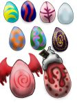 Egg Adopts(Open) by TaiLSRaVeR135