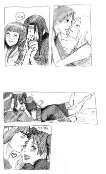 NARUTO COUPLES by jevanni0611