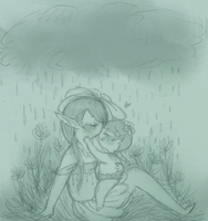 Gentle Showers by Ask-MusicPrincess3rd