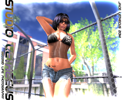 Shemale - Its Hot Out - Second Life by Jace-Lethecus