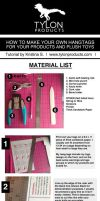 Make your own Hang Tag Tutorial by Tylon