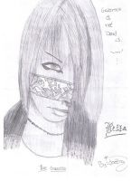 The GazettE - Reita by shadzgirl