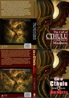 Call of Cthulu book cover by fireforgegrafx
