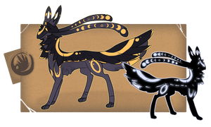 -Auction- Umbreon Themed FC (Closed) by MahoHaku