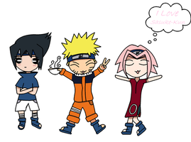 Team 7 by PEPPERsLAUGHTER