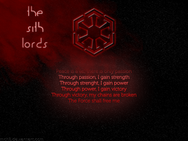 The Sith Lords by mch8