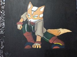 Fox Mccloud by XxXSora-chanXxX