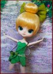 Tinkerbell Pullip by Storm-of-Bagels