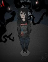 Living With Depression by SOLDIER-Mako-Eyes