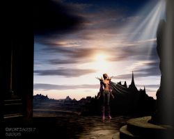 A New Light - for Crosby by boris0317