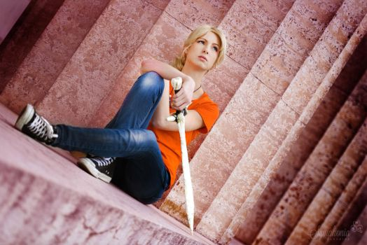 Annabeth Chase - Blood of Olympus by CosplaySymphony