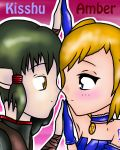 CE REMAKE: Kisshu X Amber by Relax123