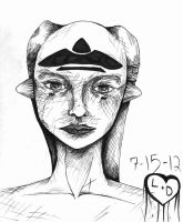 Twi'lek OC by all-the-lovely-death