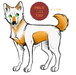 K9 Adoptable - 3 - $3.50 by Lust-Bunny