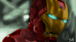 Man of Iron (Complete) by AStolenRelic