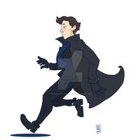 run sherlock run by MuddleofDoodlez
