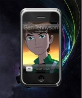Ben Tennyson's iPhone by therealkevinlevin