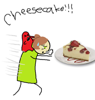 Appetite for Cheesecake by c10brook