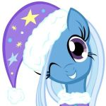 Trixie Wishes You a Merry Christmas by TheGAndPTrixie