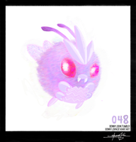 Venonat!  Pokemon One a Day! by BonnyJohn