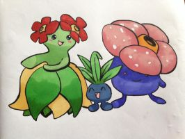 happy mother's day - pokemon by spot1the2dog3