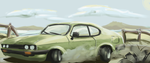 Speedpaint-I attempted to car by thetriforcebearer