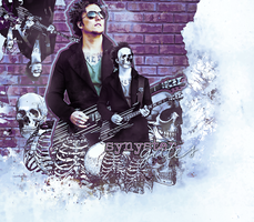 Synyster Gates by vengeanceavenue