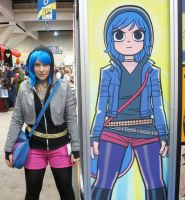 Ramona Flowers Cosplay 2 by magic-circle