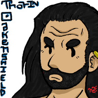 Thorin Oakenshield by NightwingForever