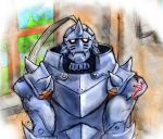 My Alphonse Elric by Gagurum