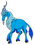 [CLOSED] Kirin Adoptable - 7 points by Gingerpatch-59