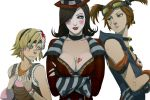 BL2 girls by doubleleaf