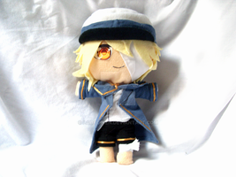 Vocaloid Plush - Oliver (Sold) by LadyOgien