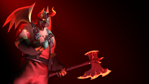 RED Devil Pyro by Ultimote