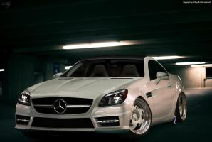 Mercedes-Benz SLK350 by SrCky