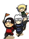 Hokages! by mozukuumee31