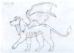 Invinsible as lion _ Sketch by agentsniper