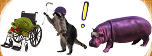 Sly Cooper Gang by BBH