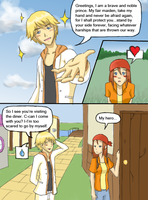 Harvest Moon: Brave and Noble by daylite34