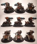 Adeptus Mechanicus Kataphron Battle Servitors - De by TheBl4ckCat