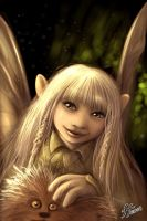 Kira the Gelfling by 14-bis
